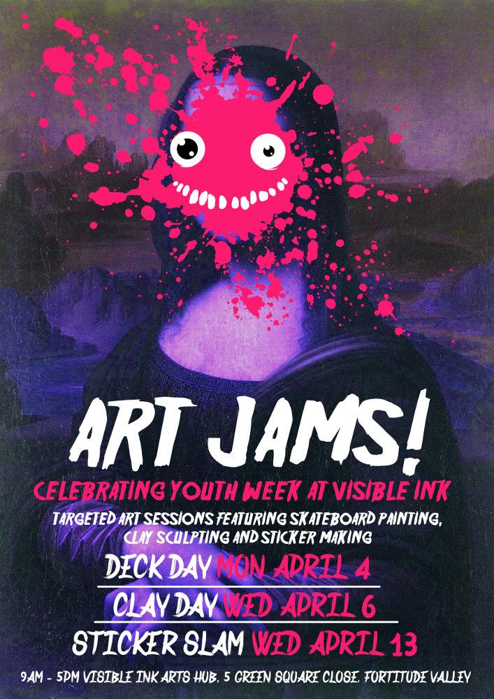 art_jams_poster